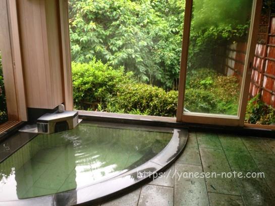 湯河原 石葉 露天風呂