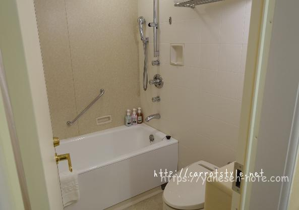ホテル日航金沢 バスルーム