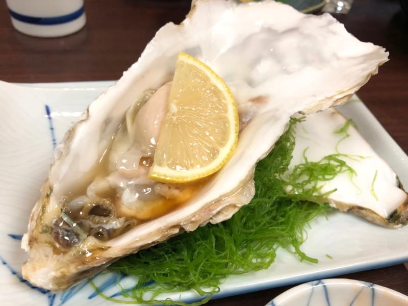 乃池 牡蠣