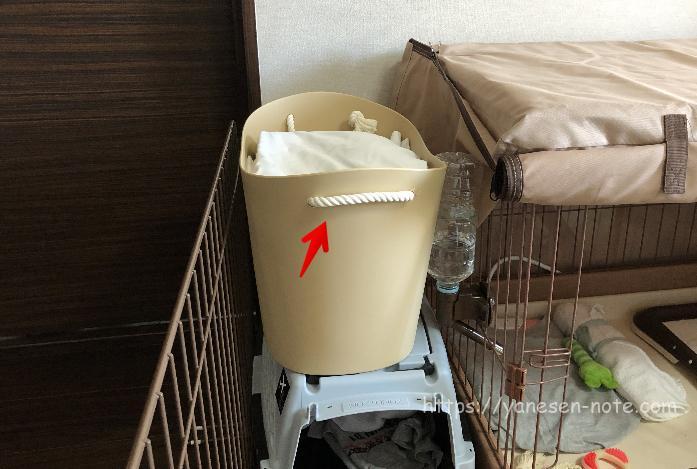 ペット用品 収納