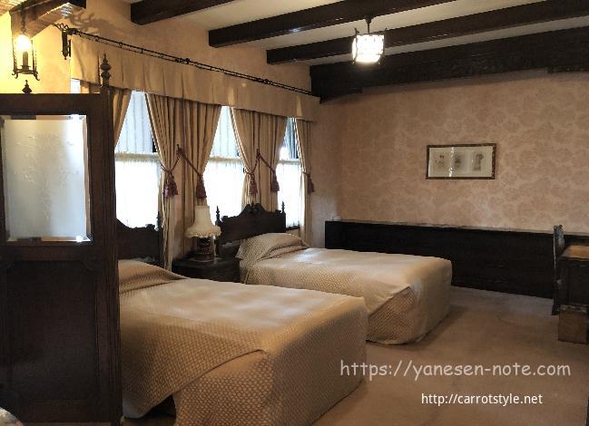 雲仙観光ホテル 特別室