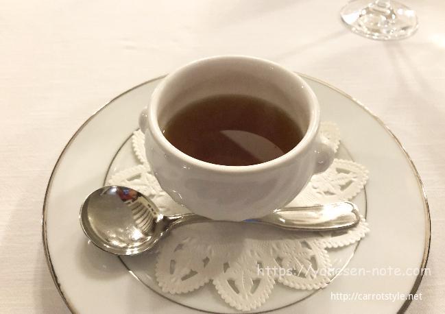 雲仙観光ホテル ディナー