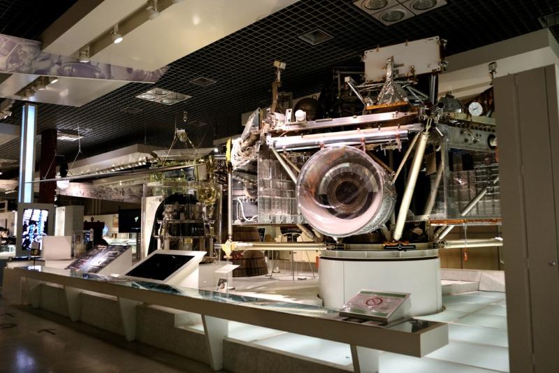 国立科学博物館 地球館 2階