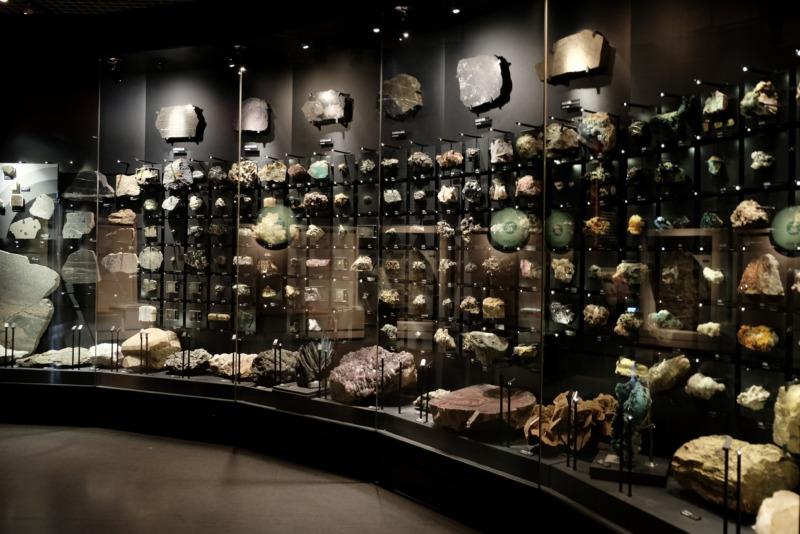 国立科学博物館 地球館 隕石