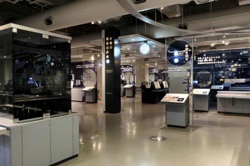 国立科学博物館 地球館 地下3階