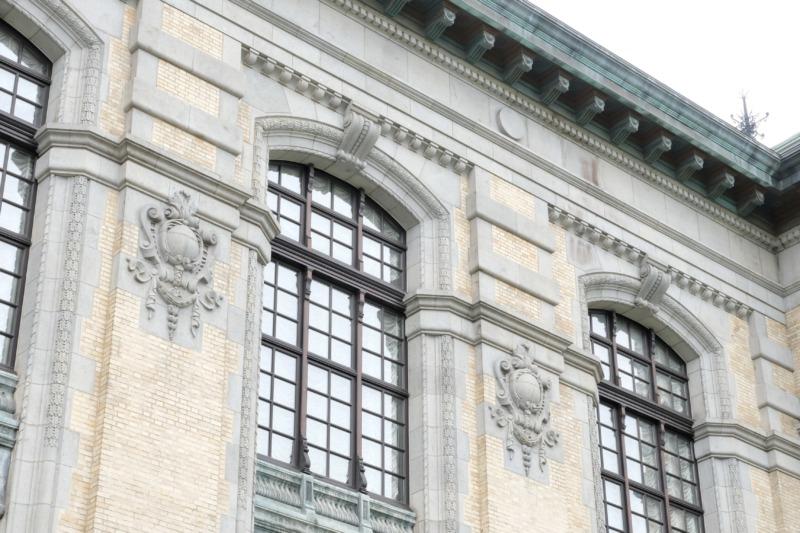 国際子ども図書館 建築